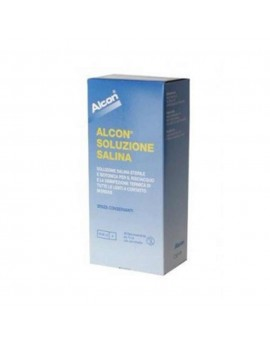 Saline Solution Alcon 30x15 ml