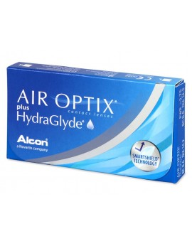 Air optix plus hydraglyde (6)